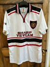 Manchester United Ryan GIGGS 11 Football Shirt Size Large Worn Once