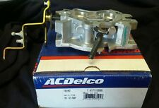 NOS! Genuine GM! AcDelco Throttle Body 1985 Chevrolet Caprice Impala Delta 88