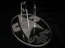 acrylic display stand for Eaglemoss Star Trek DS9 Deep Space Nine Space Station