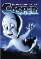 CASPER NEW DVD
