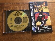 NBA Jam Extreme Sega Saturn  No Case  Free Post