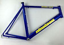 Nineteen Double Aero TT 61 cm 650C bicycle frame and wheelset, NEW