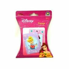 Disney Princess Snap Card Game 3 . 2-4 Players 36 Cards