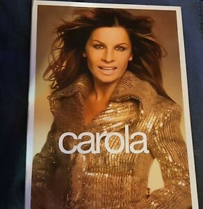 Eurovision 2006 Athens - Sweden - Carola - Invincible 2-track CD & promo folder