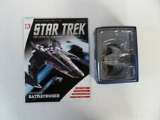 Star Trek Eaglemoss Starships - Ship + Magazine - Jem'Hadar Battlecruiser #13
