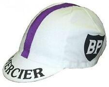 MERCIER BP RETRO CYCLING BIKE CAP - Vintage - Fixed Gear - Made in Italy