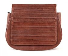 FREDsBRUDER Shoulder Bag Layer Bee Rustic Cognac