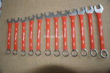 Neilsen CT0126 6 - 32 mm Combination Spanner Set - Red