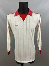 POLAND 1984 HOME FOOTBALL SOCCER SHIRT JERSEY ADIDAS ADULT SIZE L