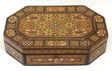 Rare Jewelry wooden Box