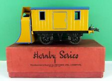 HORNBY SERIES O GAUGE SNOW PLOUGH ( EXCELLENT & BOXED