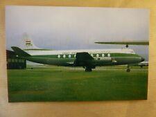 IRAQI AIRWAYS  VISCOUNT    YI-ACM /  COLLECTION VILAIN N° 140