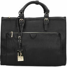 SWANKYSWANS® Womens Ladies Premium Designer Work Bag Business Large Handbag