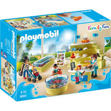 PLAYMOBIL Famiglia Divertente ACQUARIO shop 9061 NUOVI