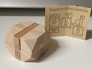 Age Olde Small Wooden Puzzle