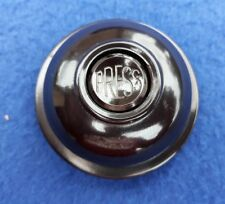 ORIGINAL ART DECO VINTAGE BAKELITE ELECTRIC DOOR  BELL PUSH PRESS BUTTON