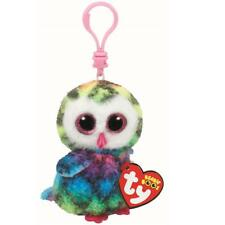 Ty Beanie Babies 35025 Boos Owen the Owl Boo Key Clip