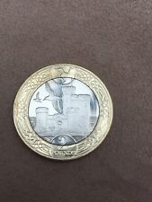 🇮🇲Isle Of Man £2 Pound Coin 2017 - Tower of Refuge🇮🇲