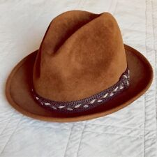 e8a18f14d4be4 Stetson⚡️Vintage temple mink sovereign whippet style fur felt hat size 6 ...