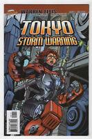 Tokyo Storm Warning #1 (Aug 2003, DC [Cliffhanger]) Warren Ellis James Raiz D