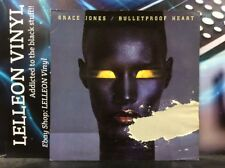 Grace Jones Bulletproof Heart LP Album Vinyl Record ESTU2106 A1/B1 Pop 80's