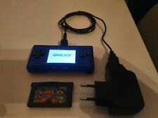 Nintendo Game Boy micro Blau Handheld-Spielkonsole