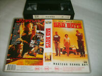 BAD BOYS - Will Smith / Martin Lawrence Cult Crime Thriller on Vhs!