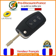 Key Case For Ford Focus Fiesta C Max C-Max Mondeo FO21 Remote Control 3 Buttons