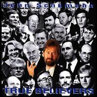 JOHN SCHUMANN - TRUE BELIEVERS CD ( REDGUM ) *NEW*