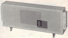 1958 GRUNDING MINI-BOY 200 RADIO SERVICE MANUAL photofact schematic TRANSISTOR