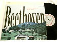 BEETHOVEN String Quartet 1 & 11 Smetana Quartet Parliament LP