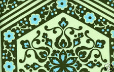 Amy Butler Nigella Home Decorator Fabric Starflower Tile Spinach HDABS8-Spinach