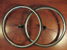 BONTRAGER SELECT PAIRED SPOKED 700C WHEEL SET AND TIRES (parts)