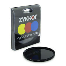 77mm Neutral Density ND4 0.6 ND 4 HD Optical Glass Filter free shippin,US seller
