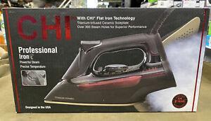 CHI (13104) - Professional Titanium Infused Ceramic Steam Iron.....FREE S&H!!!