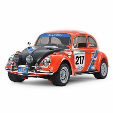 Tamiya America Inc 1/10 Volkswagen Beetle Rally 4 Wheel Drive MF-01X Kit