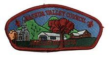 Nashua Valley Council Massachusetts Boy Scout Patch