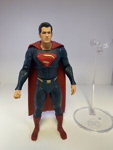 McFarlane DC Multiverse Justice League Superman red blue suit man of steel