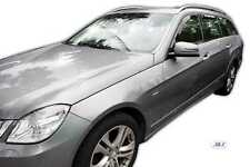 DME23289 MERCEDES E CLASS W212 ESTATE 2009-2016 wind deflectors 4pc TINTED HEKO