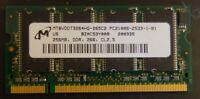 256MB DDR-266 LAPTOP RAM MEMORY SAMSUNG CL 2.5 PC2100
