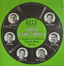 Chuck Dunaway Top 40 Show KILT Houston from 7/11/1966 incl Mick Jagger interview