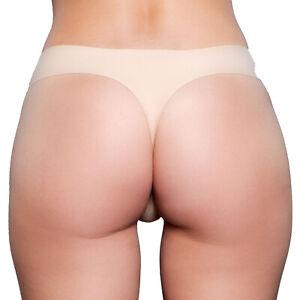 Seamless Microfiber Thong Underwear Panties Reina SIX COLORS 1850