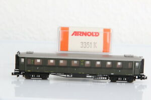 N ARNOLD 3351K 1./2./3. Klasse DRG Schnellzugwagen Personenwagen coach OVP J55