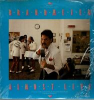 Johnny & the Leisure Suits LP Brandmeier Records 1984, BPI-2004, Almost Live~NM-