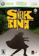 Sneak King (Xbox) (Xbox 360)