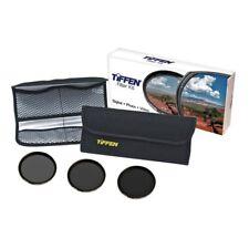 Tiffen 67mm Digital Neutral Density Filter Kit Camera Filters Set Of 3 Wallet