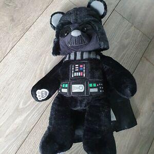 Build A Bear Darth Vadar With Sound