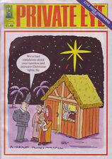 PRIVATE EYE 1174 -  22 Dec 2006 - 4 Jan 2007 - Christmas