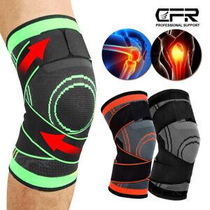 Kniebandage Kniestütze Knieorthese Sport Bandage Stabilisatoren Fitness Unisex
