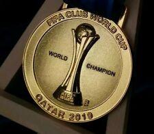 Club World Cup 2019 Champions Liverpool Winners Medal replica